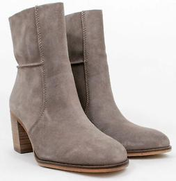 Frye and Co. Phoebe Slouch Mid Calf Boot Aubergine or Black